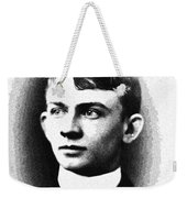 Portrait Of A Youth 36 By Adam Asar -  Asar Studios Weekender Tote Bag