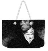 Portrait Of A Youth 42 By Adam Asar -  Asar Studios Weekender Tote Bag