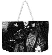 Portrait Of A Youth 43 By Adam Asar -  Asar Studios Weekender Tote Bag