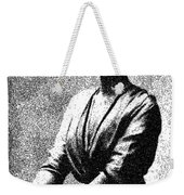 Portrait Of A Youth 44 By Adam Asar -  Asar Studios Weekender Tote Bag