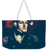 Portrait Of A Youth 46 By Adam Asar -  Asar Studios Weekender Tote Bag