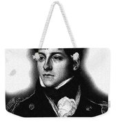 Portrait Of A Youth 48 By Adam Asar -  Asar Studios Weekender Tote Bag