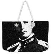 Portrait Of A Youth From History Series. No 5 Weekender Tote Bag