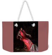 Portrait Of Actress Suzanne Santje Weekender Tote Bag