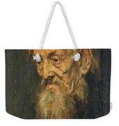 Portrait Of An Old Man 1913 Weekender Tote Bag