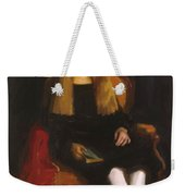 Portrait Of Anne M Tucker 1926 Weekender Tote Bag