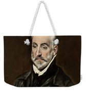 Portrait Of Antonio De Covarrubias Weekender Tote Bag