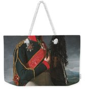 Portrait Of Arkady Alexandrovich Suvorov Weekender Tote Bag
