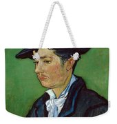 Portrait Of Armand Roulin Weekender Tote Bag