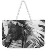 Portrait Of Chief Red Cloud Weekender Tote Bag