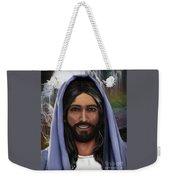 Portrait Of Christ Weekender Tote Bag
