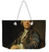 Portrait Of Christoph Willibald Ritter Von Gluck Weekender Tote Bag