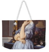Portrait Of Countess D Haussonville Weekender Tote Bag