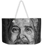 Portrait Of Douglas Weekender Tote Bag