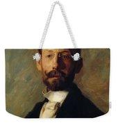 Portrait Of Frank B A Linton 1904 Weekender Tote Bag