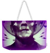 Portrait Of Frankie Weekender Tote Bag