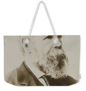 Portrait Of Friedrich Engels Weekender Tote Bag