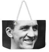 Portrait Of George Carpentier Weekender Tote Bag