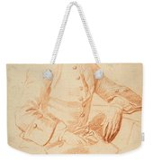 Portrait Of George Graham   Weekender Tote Bag