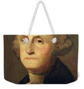 Portrait Of George Washington Weekender Tote Bag
