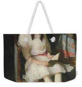 Portrait Of Gertrude Russell Weekender Tote Bag