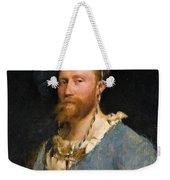 Portrait Of Gustave Courtois Weekender Tote Bag
