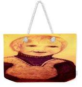 Portrait Of Innocence Weekender Tote Bag