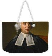 Portrait Of John Lee Attorney-general Wearing Legal Robes Weekender Tote Bag