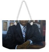 Portrait Of John Lewis Weekender Tote Bag