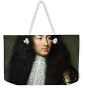 Portrait Of Louis Xiv Weekender Tote Bag