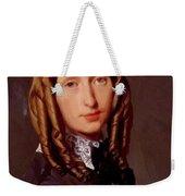 Portrait Of Madame Frederic Reiset 1847 Weekender Tote Bag