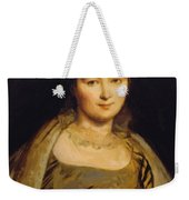 Portrait Of Madame Ingres Weekender Tote Bag