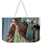 Portrait Of Madame Louis Joachim Gaudibert Weekender Tote Bag
