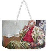 Portrait Of May Dancig Weekender Tote Bag