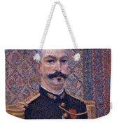Portrait Of Monsieur Pool 1887 Weekender Tote Bag