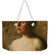 Portrait Of Mrs W H Bowden 1906 Weekender Tote Bag