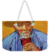 Portrait Of Patience Escalier Weekender Tote Bag