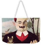 Portrait Of Pierre Loti Weekender Tote Bag