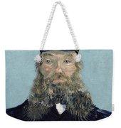 Portrait Of Postman Roulin Weekender Tote Bag