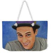 Portrait Of Shawn Davis Mooney  Weekender Tote Bag
