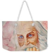 Portrait Of The Us-american Poet Walt Whitman Boris Grigoriev Weekender Tote Bag