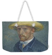 Portrait Of Theo Van Gogh Paris, Summer 1887 Vincent Van Gogh 1853  1890 Weekender Tote Bag