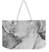 Portrait Of Ulrich Varnbiiler 1522 Weekender Tote Bag