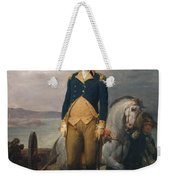 Portrait Of Washington Weekender Tote Bag