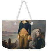 Portrait Of Washington Weekender Tote Bag