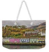 Portree Harbour Weekender Tote Bag