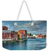 Portsmouth Harbor Weekender Tote Bag