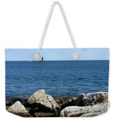 Portsmouth Harbor Lighthouse Weekender Tote Bag