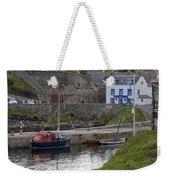 Portsoy Harbour Weekender Tote Bag