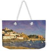Portugal, Ferragudo Village  Weekender Tote Bag